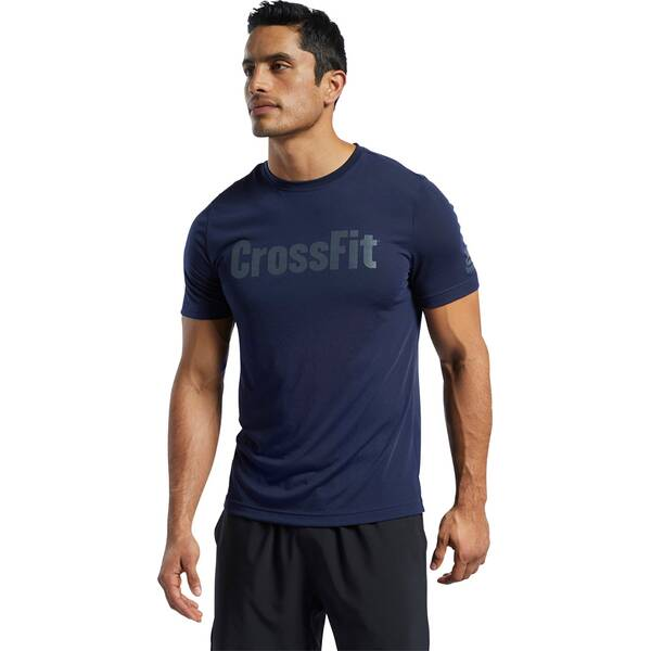 REEBOK Herren T-Shirt CrossFit Read