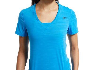 REEBOK Damen Shirt TS AC ATHLETIC Blau