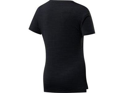 REEBOK Damen Shirt TS AC ATHLETIC Schwarz