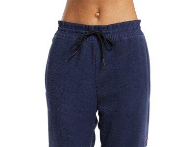 REEBOK Damen Sporthose WOR MYT Warming Blau