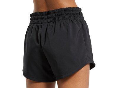 REEBOK Damen Shorts WOR Woven Schwarz