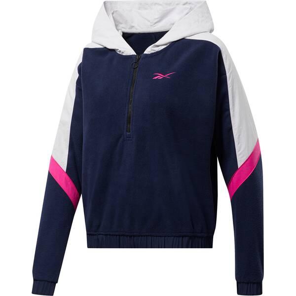 REEBOK Herren Sweatshirt WOR MYT Warming 1/4 Zip