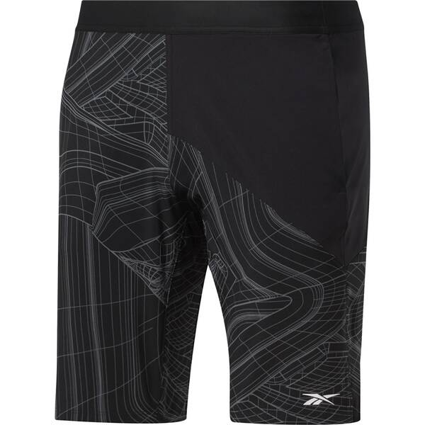 REEBOK Herren Shorts TS AOP Speed