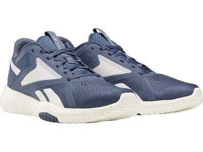 REEBOK Damen Workoutschuhe REEBOK FLEXAGON FORCE 2.0 Grau