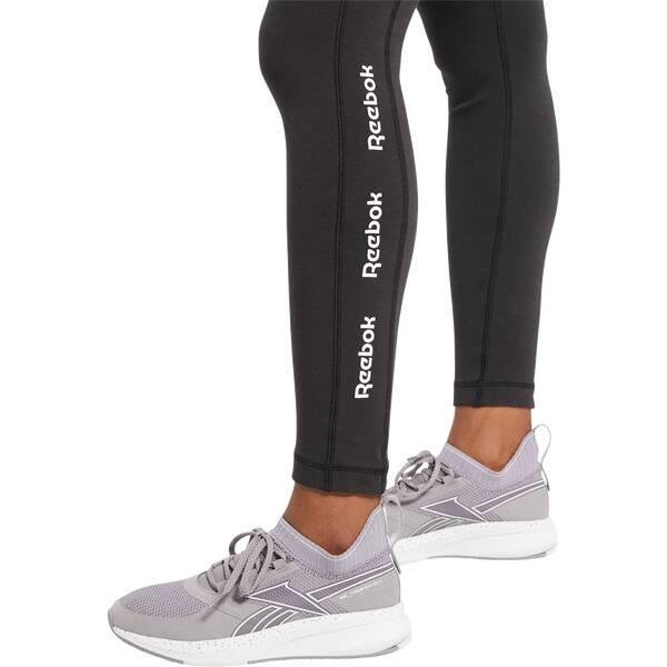REEBOK Damen TE Linear Logo CT Legging