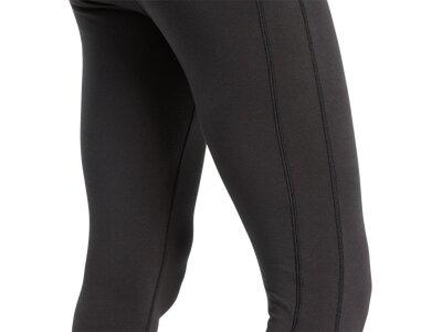 REEBOK Damen TE Linear Logo CT Legging Grau
