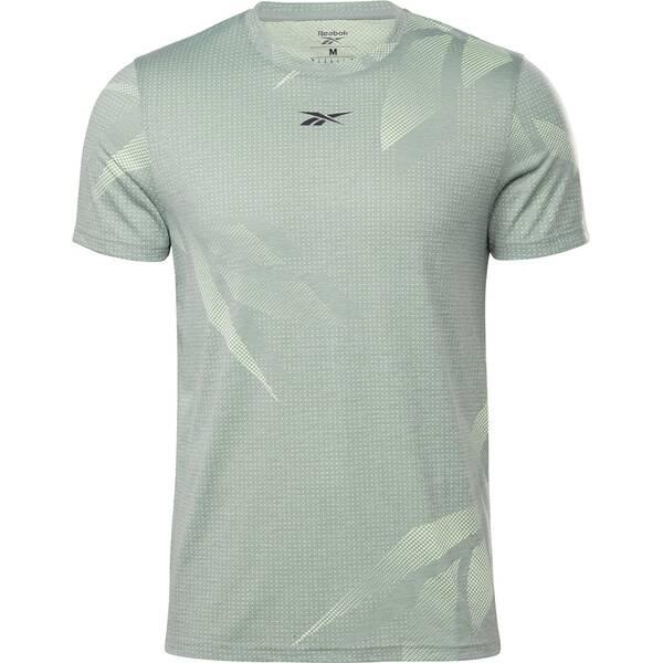 REEBOK Herren T-Shirt WOR AOP