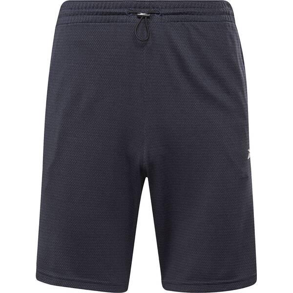 REEBOK Herren Shorts WOR MEL KNIT SHORT