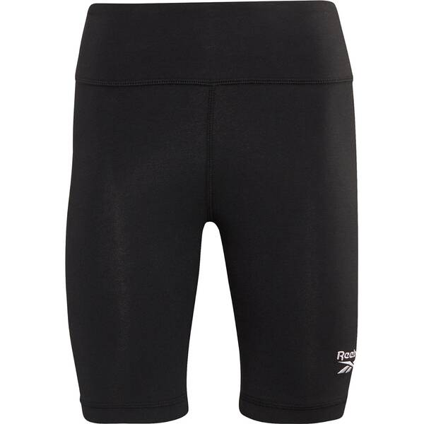REEBOK Damen Shorts Identity Fitted Logo