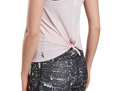 REEBOK Damen Tanktop Workout Ready ACTIVCHILL pink