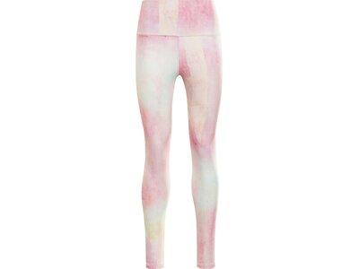 REEBOK Damen Leggings Lux Bold High-Rise pink