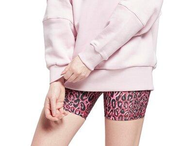 REEBOK Damen Hoodie Retro Oversize pink