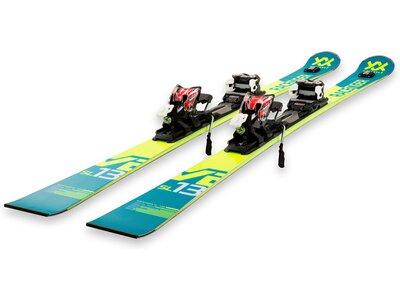 VÖLKL Herren Racing Ski RACETIGER SL+RMOTION2 12 GW Blau
