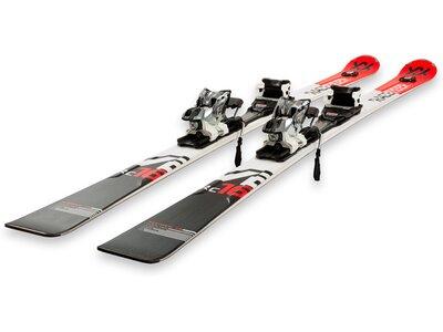 VÖLKL Herren Racing Ski RACETIGER RC + VMOTION 11 GW Rot