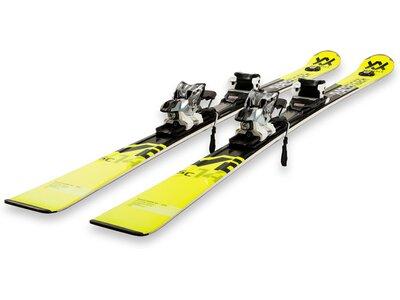 VÖLKL Herren Racing Ski RACETIGER SC +VMOTION 11 GW Gelb