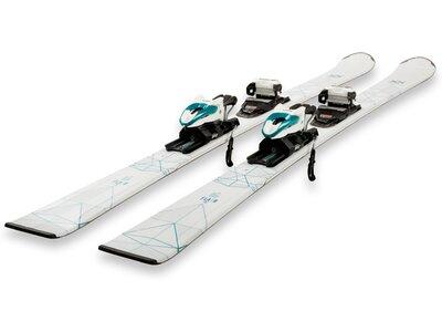 VÖLKL Damen All-Mountain Ski FLAIR 76+VMOTION 10 GW LADY TEAL Weiß