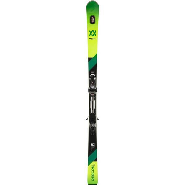 VÖLKL Herren All-Mountain Ski DEACON 76 + RMOTION2 12 GW