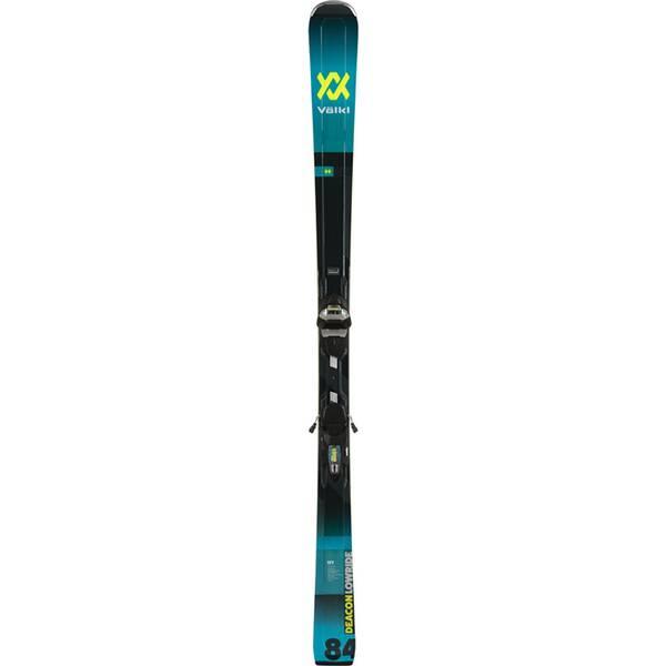 Völkl Ski Set DEACON 84 +LOWRIDE XL 13 FR DEMO GW