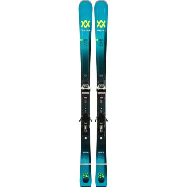 VÖLKL Herren All-Mountain Ski DEACON 84+LOWRIDE XL 13 FR D GW