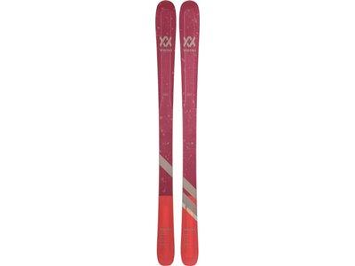 VÖLKL Damen Freeride Ski KENJA 88 FLAT Rot