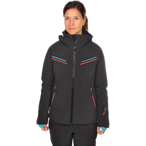 VÖLKL Damen Skijacke BLACK CRYSTAL