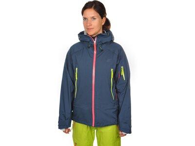 VÖLKL Damen Skijacke PRO MT.ST.HELENS Blau