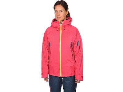 VÖLKL Damen Skijacke PRO MT.ST.HELENS Pink