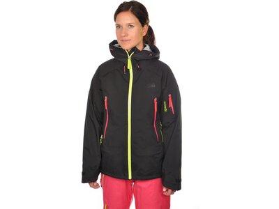 VÖLKL Damen Skijacke PRO MT.ST.HELENS Grau