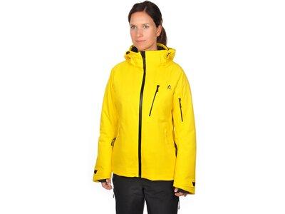 VÖLKL Damen Skijacke TEAM RACE Gelb