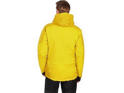 VÖLKL Herren Skijacke PRO 3D Gelb