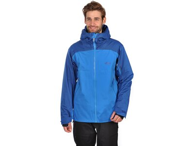 VÖLKL Herren Skijacke PRO SHELL Blau