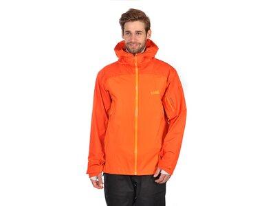 VÖLKL Herren Skijacke PRO SHELL Orange