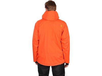 VÖLKL Herren Skijacke OFF-PISTE Orange