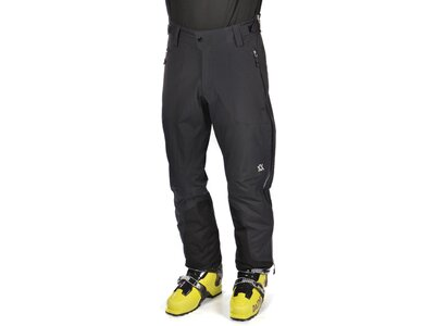 VÖLKL Herren Hose OFF-PISTE FULL-ZIP PANTS BLACK Grau