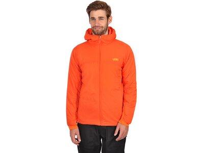 VÖLKL Herren Skijacke PRO INSULATOR Orange