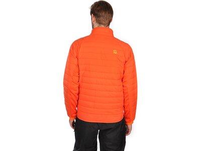 VÖLKL Herren Skijacke PRO THINSULATOR Orange