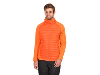 VÖLKL Herren Skijacke PRO STRETCH Orange