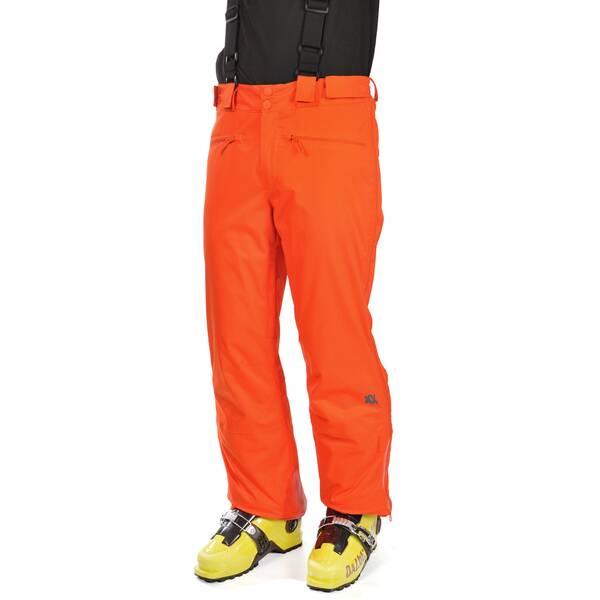 VÖLKL Herren Skihose TEAM FULL-ZIP Orange