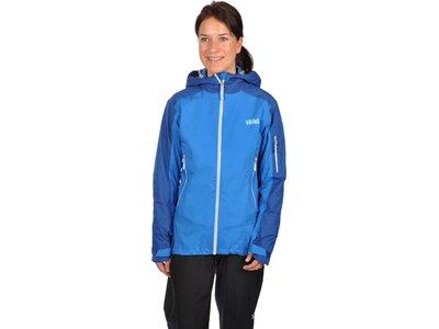 VÖLKL Damen Skijacke PROSHELL Blau