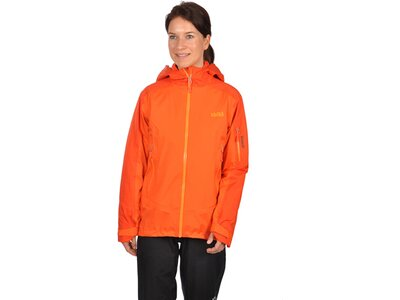VÖLKL Damen Skijacke PRO SHELL Orange