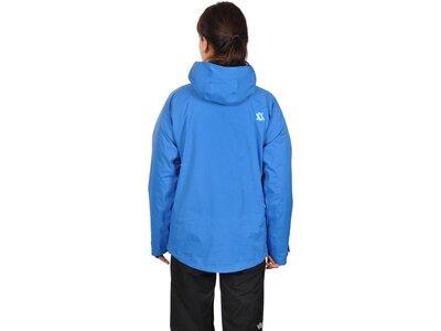VÖLKL Damen Skijacke OFF-PISTE Blau