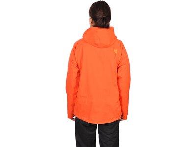 VÖLKL Damen Skijacke OFF-PISTE Orange