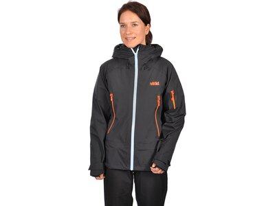 VÖLKL Damen Skijacke OFF-PISTE Grau