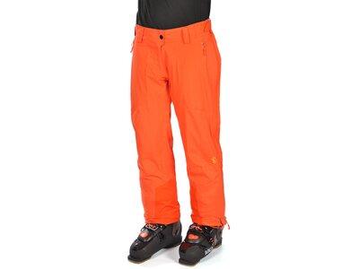 VÖLKL Damen Skihose OFF-PISTE FULLZIP Orange