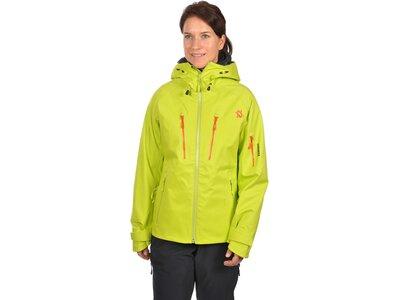 VÖLKL Damen Skijacke TEAM PRO Gelb