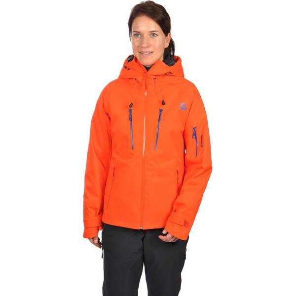 VÖLKL Damen Skijacke TEAM PRO Orange