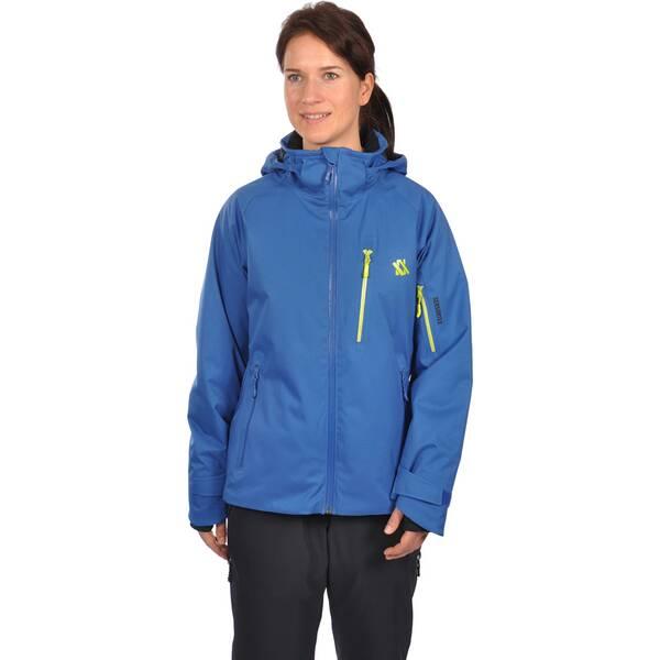 VÖLKL Damen Skijacke TEAM RACE Blau