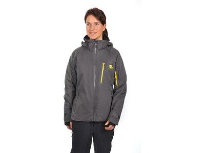 VÖLKL Damen Skijacke TEAM RACE Grau