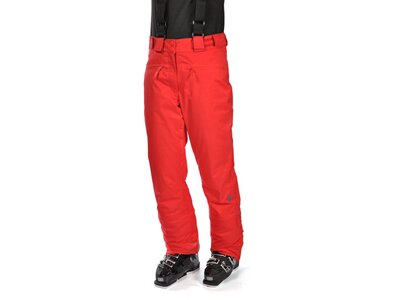 VÖLKL Damen Skihose TEAM REGULAR Rot
