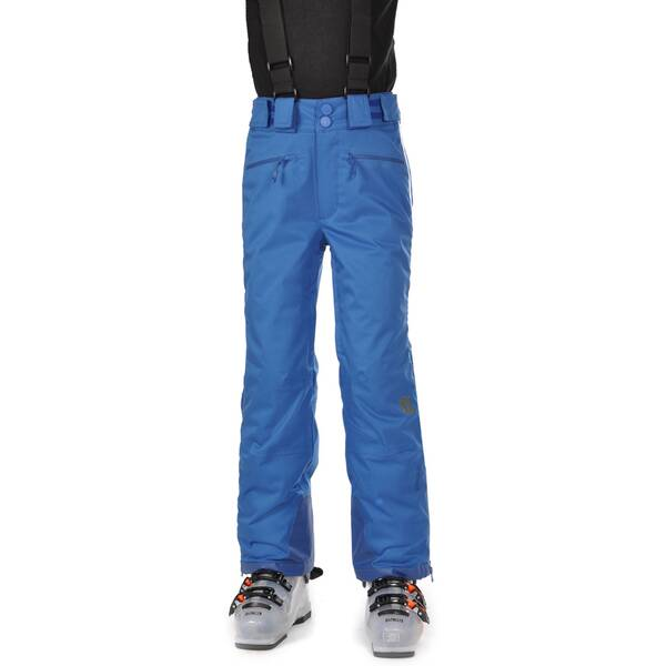 VÖLKL Kinder Skihose TEAM FULL-ZIP Blau